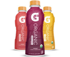 Gatorade is going organic