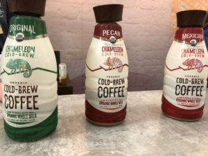 Chamelon cold brew coffee