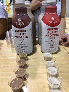 suja plant protein