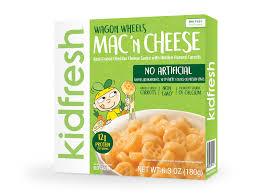 kidfresh mac and cheese