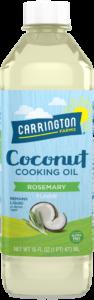 carrington coconut cooking oil