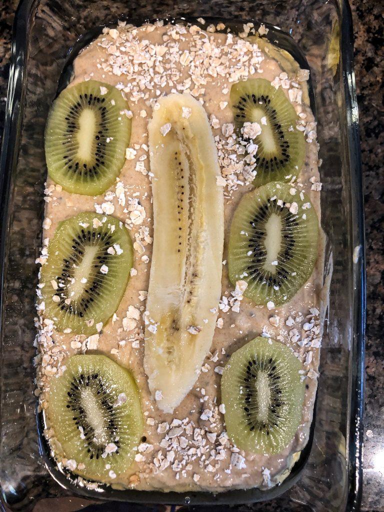 kiwi banana premix