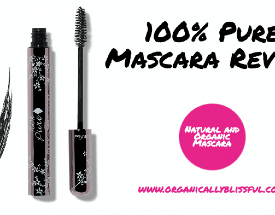 100 pure mascara review