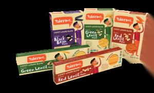 tolerant pasta